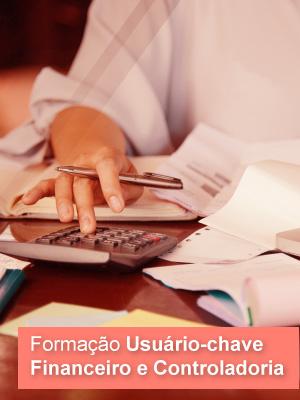 Formação de Usuário-Chave Financeiro e Controladoria